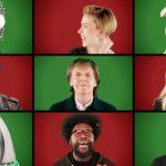 """McCartney, Fallon y otros actores están teniendo un """"Wonderful Christmastime"""""""