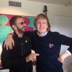 Ringo Starr contará con Paul McCartney en su próximo álbum