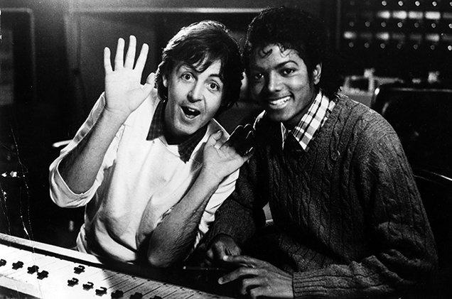 Michael Jackson vende derechos sobre canciones de Los Beatles