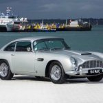 El Aston Martin DB5 de Paul McCartney se suma a subasta