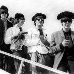 Los Beatles viajan a Madrid