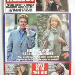 "Revista ""Hello!"" dedica portada a Paul McCartney y Sabrina Guinness"