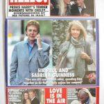 "Revista ""Hello!"" dedica portada a Paul McCartney y Sabrina Guinness"