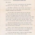 Subastarán una fuerte carta de John Lennon a su primera esposa escrita en el 76'