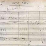 """La partitura original del tema """"Eleanor Rigby"""" será subastada"""