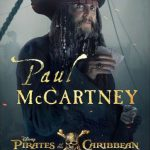 "Disponible el bluray de ""Piratas del Caribe 5"", donde actúa Paul McCartney"