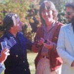 La fiesta de la boda de Eric Clapton, reúne a 3 Beatles