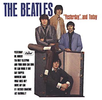 """El álbum """"Yesterday... and Today"""" llega al primer puesto en USA"""