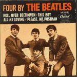 """Se edita el EP americano """"Four by the Beatles"""""""