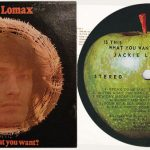 "Se edita el LP ""Is This What You Want?"" de Jackie Lomax"