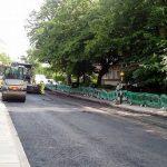 Refaccionan el famoso paso de cebra de Abbey Road