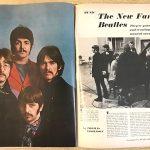 Los Beatles aparecen en la revista LIFE