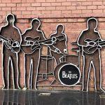 El primer monumento a Los Beatles en Rusia