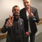 Ringo Starr se presenta en Finlandia