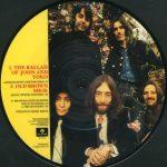 """Disco de oro para """"The Ballad of John and Yoko"""""""