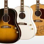 Gibson lanza 3 guitarras J-160E en honor a John Lennon