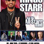 Ringo Starr se presenta en Alemania