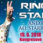 Ringo Starr se presenta en Praga
