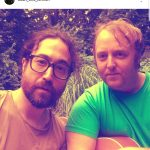 Sean Lennon se junta con James McCartney