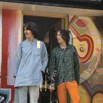 Los Beatles graban y mezclan canciones en la casa de George Harrison