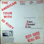 "Se edita ""The American Tour with Ed Rudy"""
