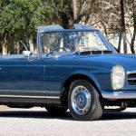 Mercedes-Benz de John Lennon a subasta