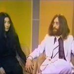 John y Yoko en el show de David Frost