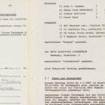 Subastan un contrato de Los Beatles en Hamburgo y el parche de la batería de Ringo