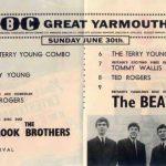 Presentación en el ABC Cinema de Great Yarmouth