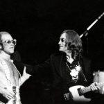 John Lennon se presenta en el concierto de Elton John en NYC