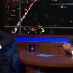 Paul McCartney es entrevistado por Stephen Colbert