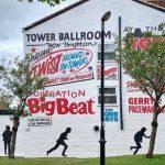 Un nuevo mural de Los Beatles en New Brighton