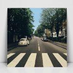 La interesante campaña publicitaria de Volkswagen y el álbum Abbey Road