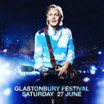Paul McCartney será el artista principal en el festival de Glastonbury