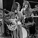 John Lennon participa del Rock and Roll Circus de Los Rolling Stones