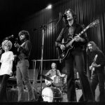 George Harrison toca con Delaney & Bonnie