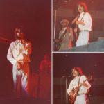 George Harrison se presenta en Detroit