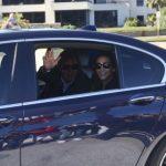 Paul McCartney llega a Montevideo, Uruguay