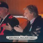 Paul McCartney acude al Superbowl