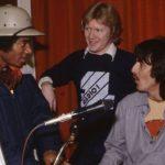 Reestrenarán una entrevista con George Harrison y Michael Jackson
