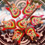 """Fender lanza una réplica de """"Rocky"""" la Stratocaster de Harrison"""