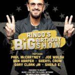 Ringo Starr celebrará su cumpleaños con un streaming junto a Paul