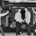 Primera presentación de Los Beatles en el Kaiserkeller
