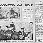 Los Beatles en el Mersey Beat