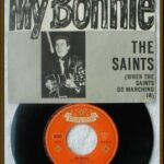 "El single ""My Bonnie/The Saints"" es lanzado en Alemania"