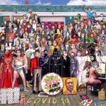 Una parodia a Sgt Pepper's muestra las celebridades que nos dejaron este año