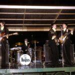 Subastan las únicas fotos a color de Los Beatles en su última gira