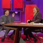 Paul McCartney es entrevistado en el programa de Jonathan Ross