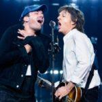 Paul McCartney se presenta en Canadá