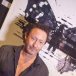 Julian Lennon arma exposición de fotos en España